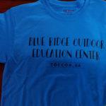 Blue Ridge Salamander Shirt